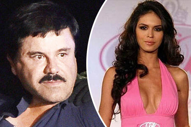With Beauty Like That There Is No Wonder Aispuro Has El Chapo All Wide Eyed On Her